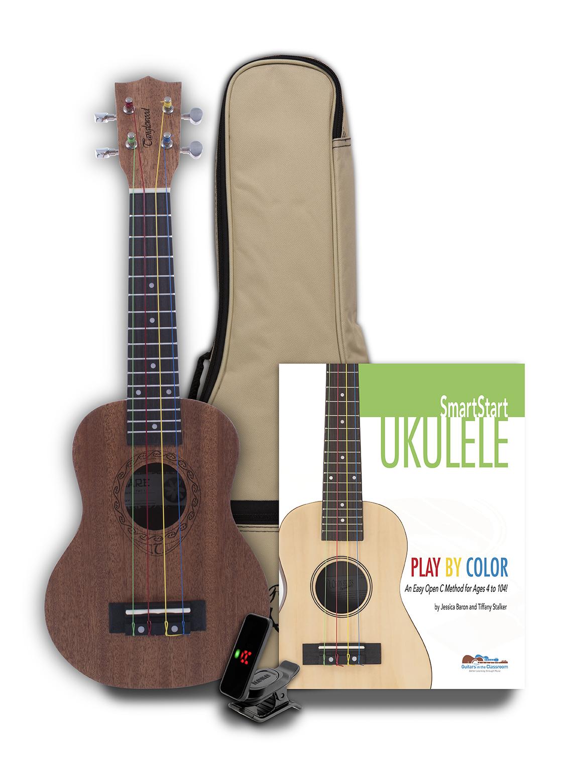 Ukulele Learn to Play Bundle – Tanglewood Guitars